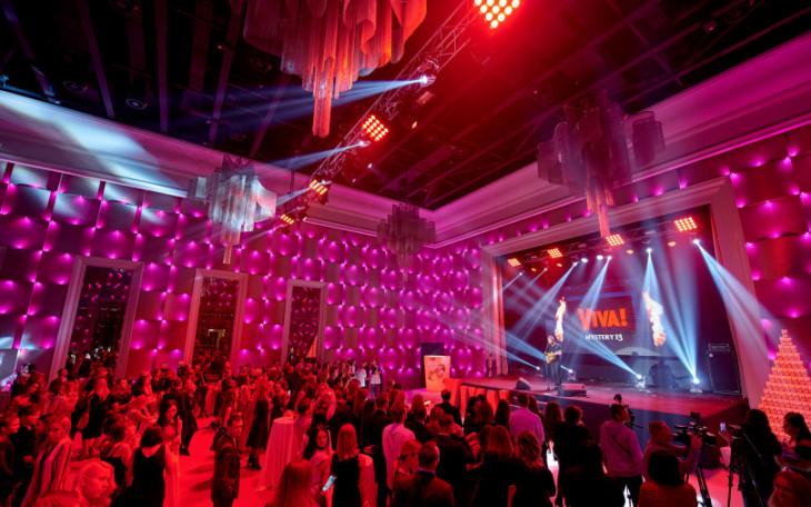 viva disco party