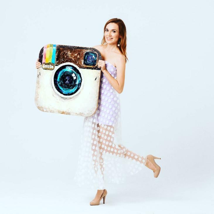 как фотографировать для инстаграм блогер Анна Суворова