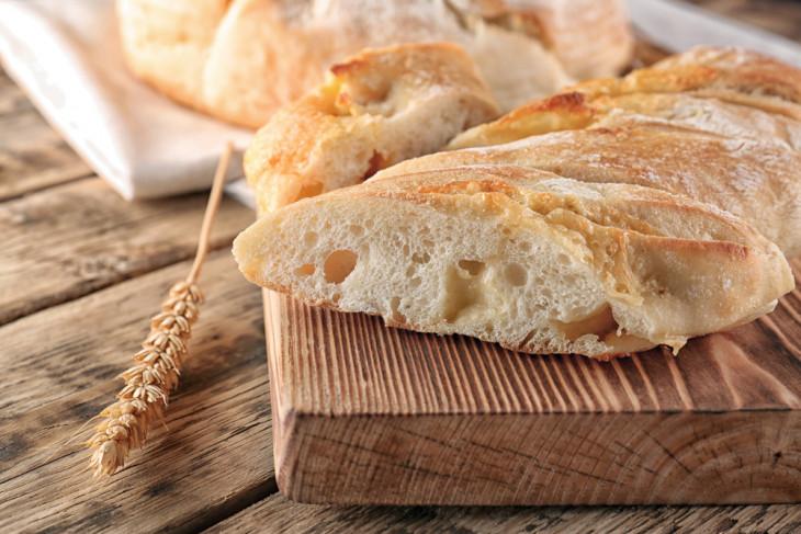 белый хлеб батон