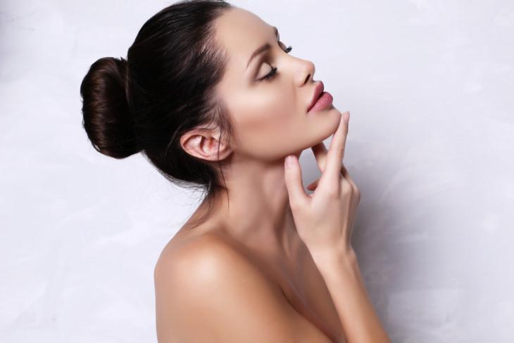 массаж лицо