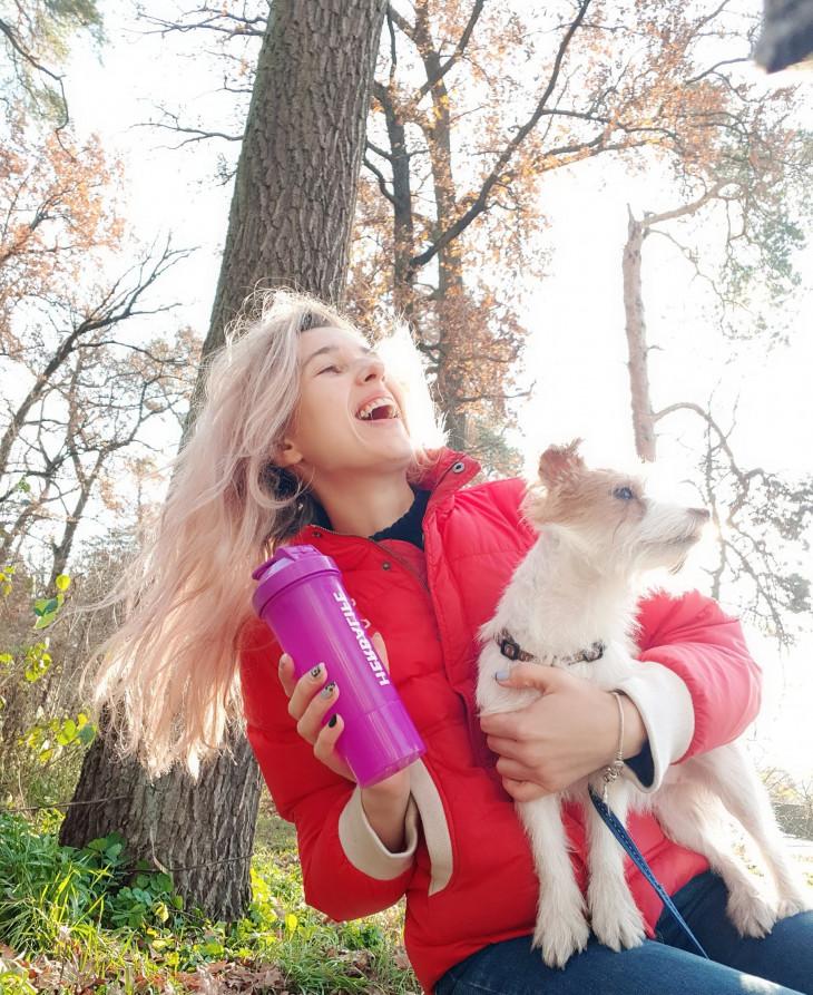 Ольга Боднар блогер