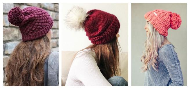 С чем носить шапку бини