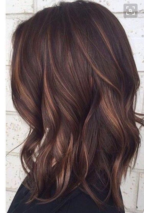 модное окрашивание 2019 espresso hair