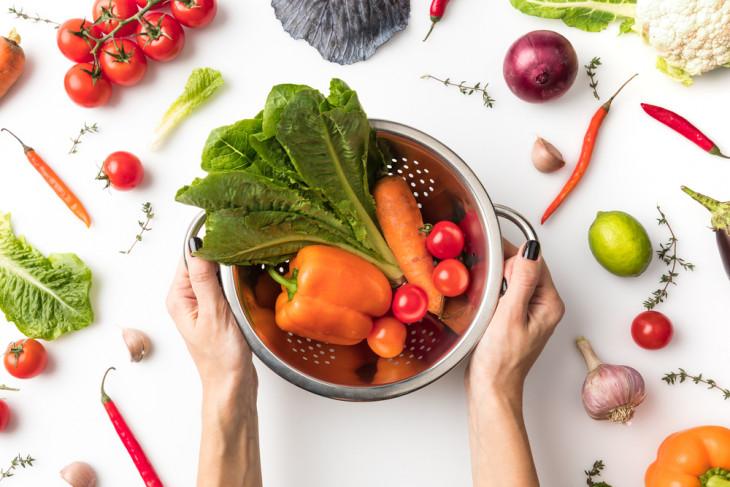 овощи японская диета