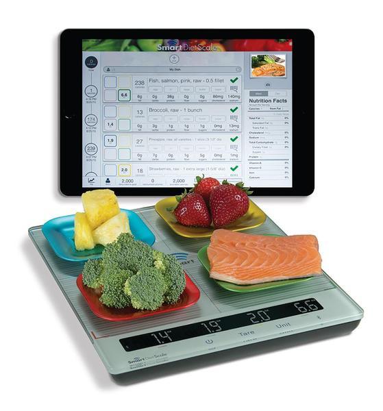 Пищевые весы Smart Diet Scale