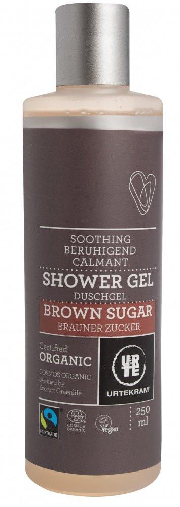 Органический шампунь Urtekram Brown Sugar Shampoo Dry Scalp