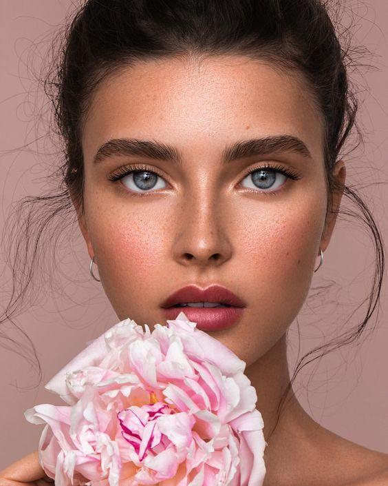 макияж бровей правила