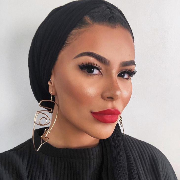 макияж 2018