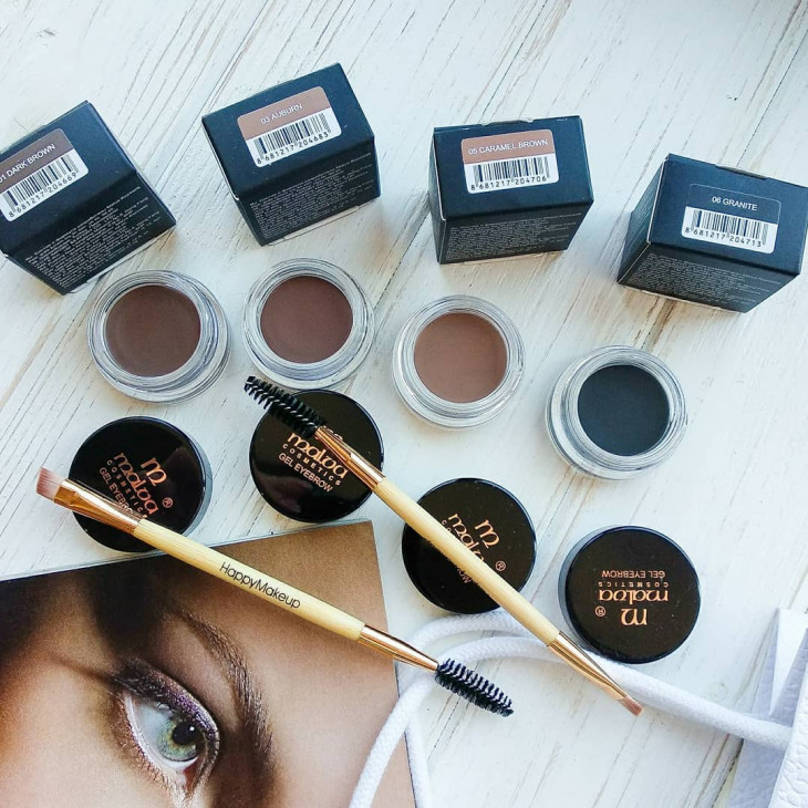 Malva Cosmetics Глаза Malva Cosmetics Gel Eyebrow Помада для бровей