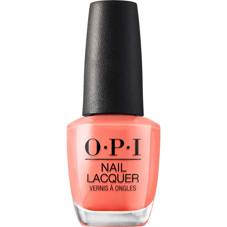 Лак для ногтей OPI Nail Lacquer in Toucan Do It If You Try
