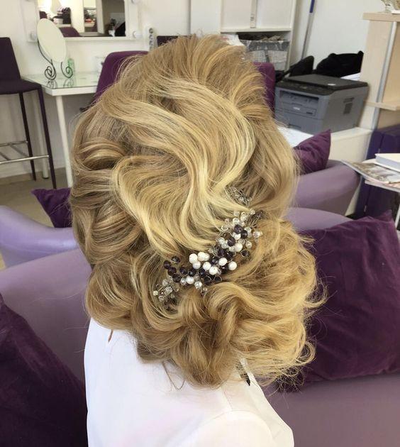 аксессуар для волос с камнями
