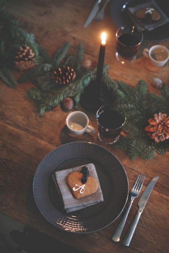 уютный декор на новый год