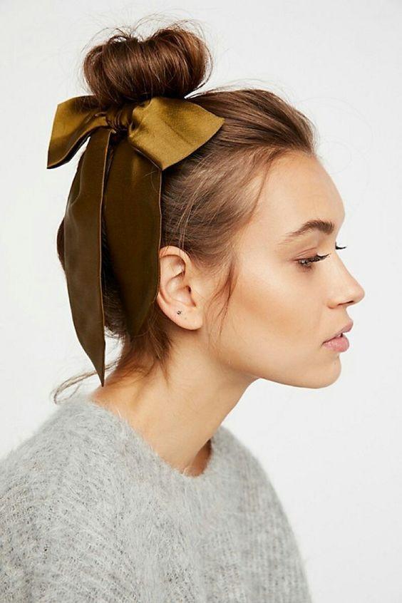 повязка - аксессуар для волос на новый год