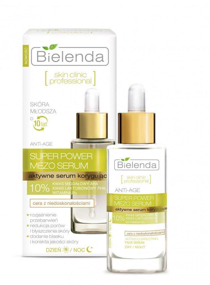 Сыворотка Bielenda Skin Clinic Professional Mezo Serum