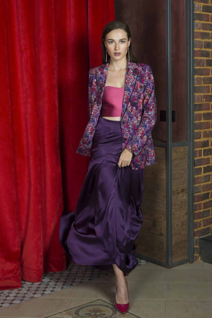 Жакет Lilac от украинского бренда Couture de Fleur