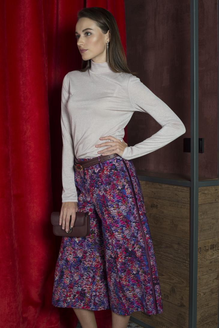 Кюлоты lilac от украинского бренда Couture de Fleur