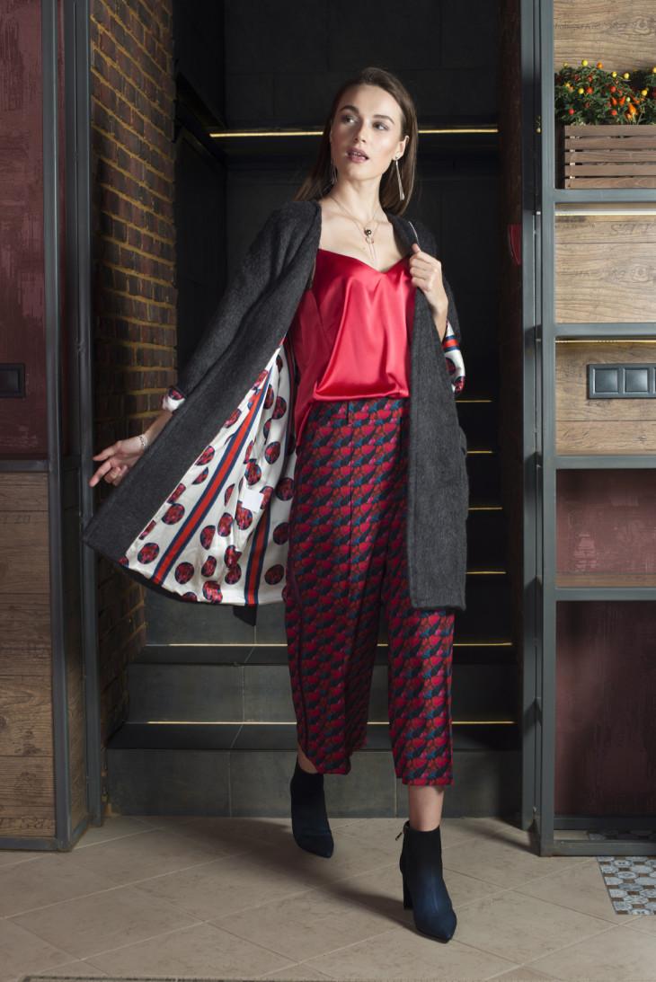 Пальто Vors от украинского бренда Couture de Fleur