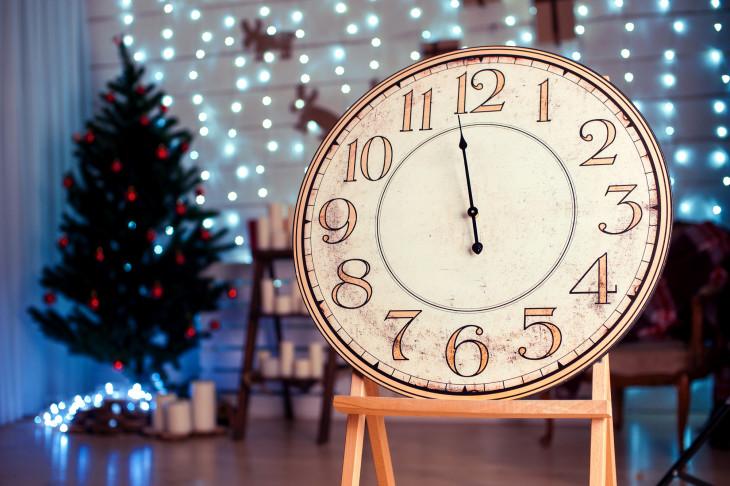 загадываем желания на новый год в полночь