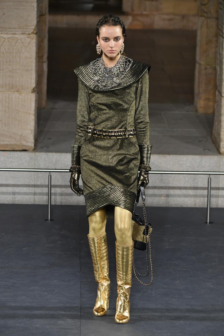 коллекция Chanel Métiers d'Art
