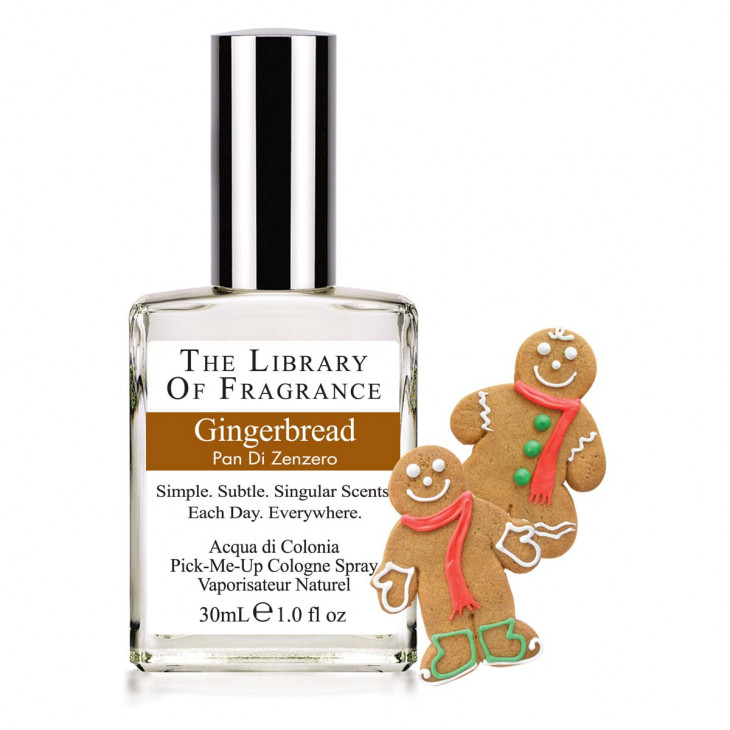 Demeter Fragrance Gingerbread аромат