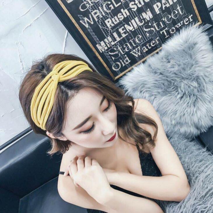 модная повязка для волос