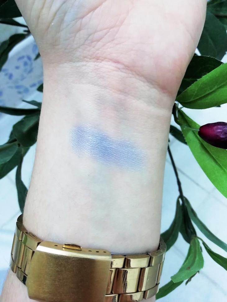 голубые тени никс
