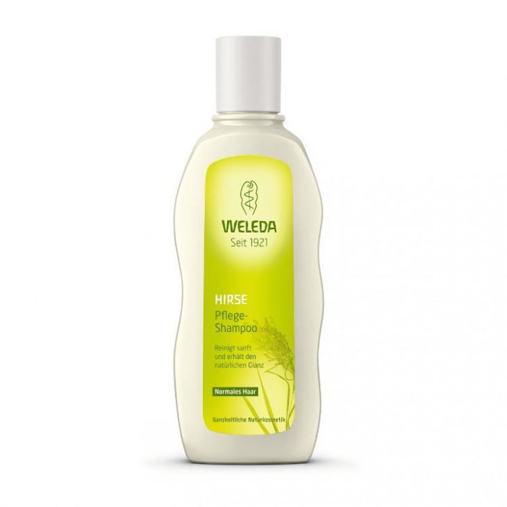 Шампунь с экстрактом проса Weleda Hirse Pflege-Shampoo