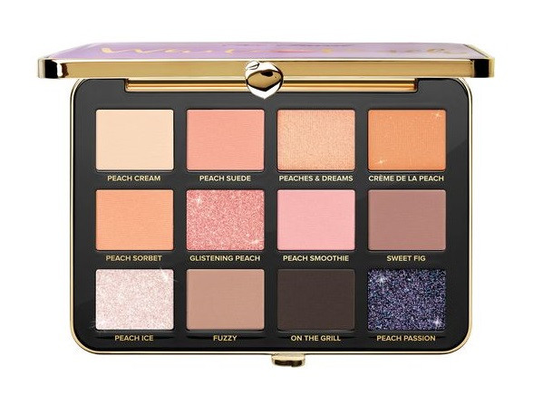 Палетка теней White Peach Eyeshadow Palette от TOO FACED