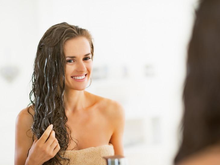 восстановление волос уход