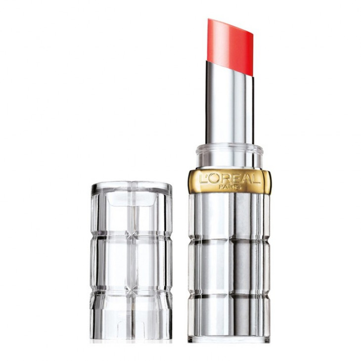 Помада L'Oréal Paris Colour Riche Shine Lipstick in Luminous Coral
