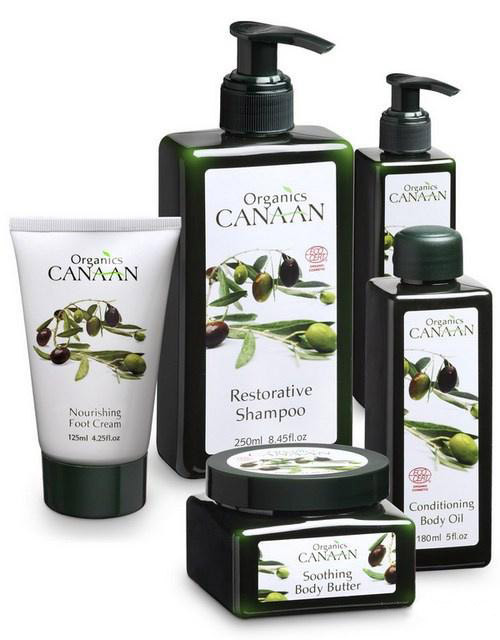 Органический шампунь Canaan