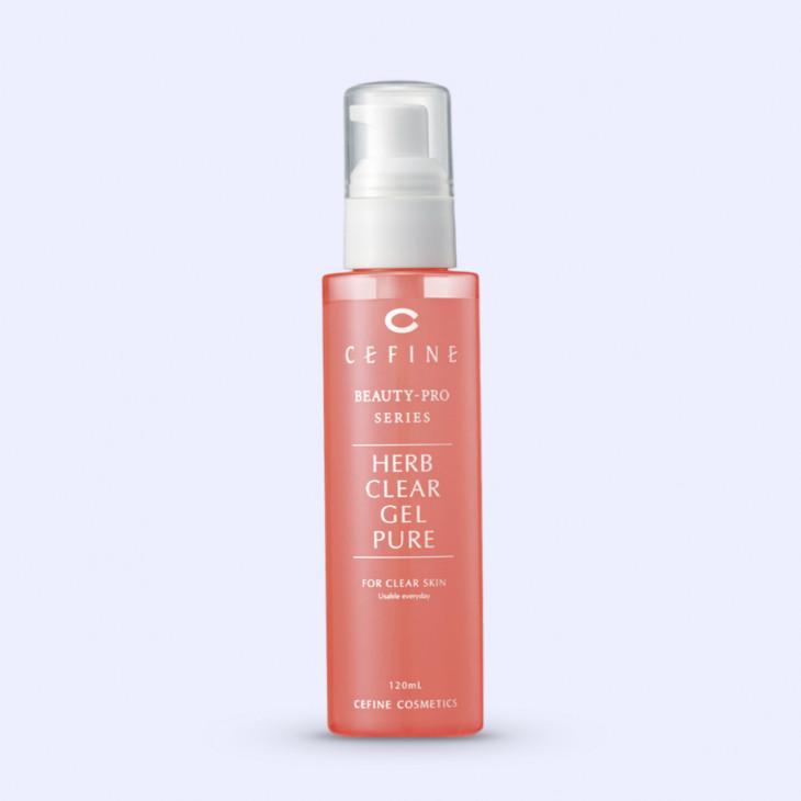 Cefine Herb Clear Gel Pure