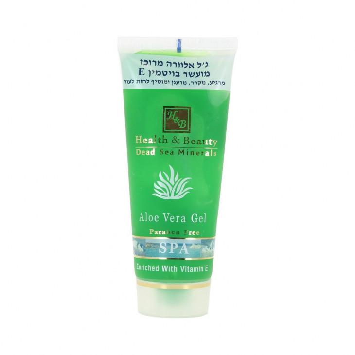 Гель алоэ Health And Beauty Aloe Vera Gel