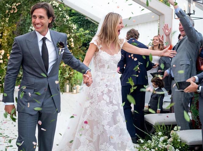 гвинет пелтроу свадьба