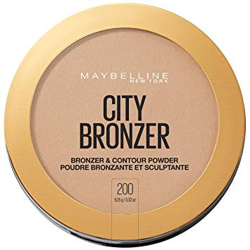 Матовые бронзеры City Bronzer Bronzer & Contour Powder Makeup от Maybelline