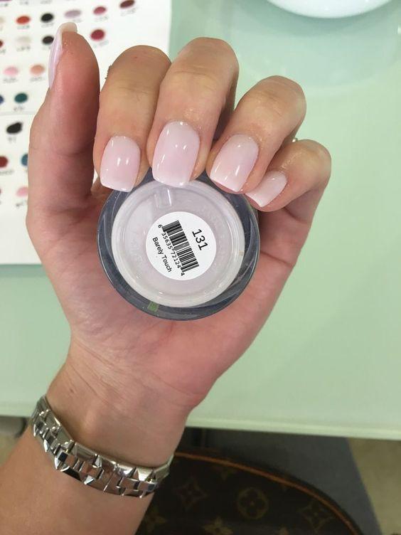 Гель-пудра для ногтей