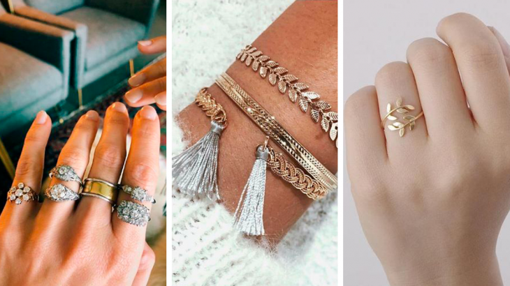 Модные украшения 2019 в античном стиле