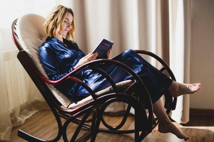 Домашний велюровый халат от Lavender Dreams