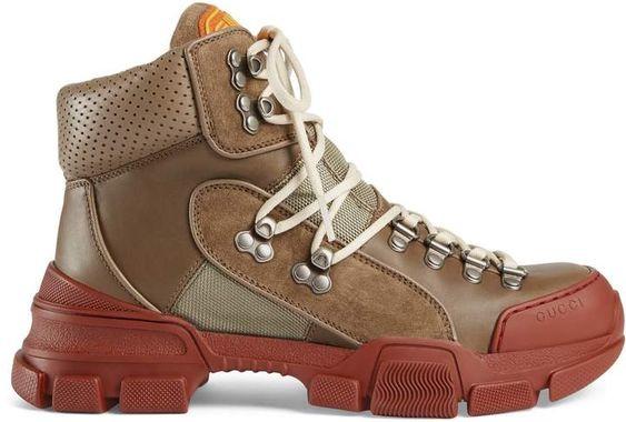 Треккинговые ботинки или хайтопы для холодных дней