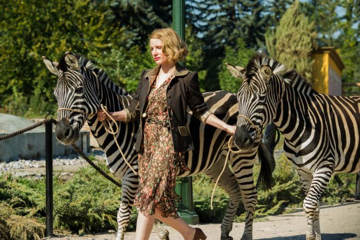 фильм Жена смотрителя зоопарка