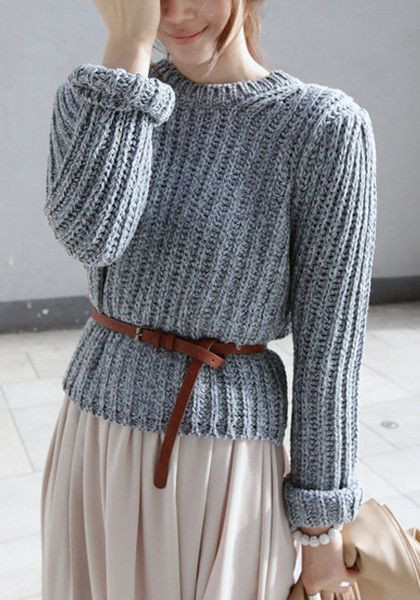 Ремень под свитер