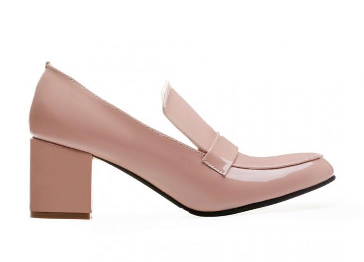 Модные туфли 2019 на каблуках