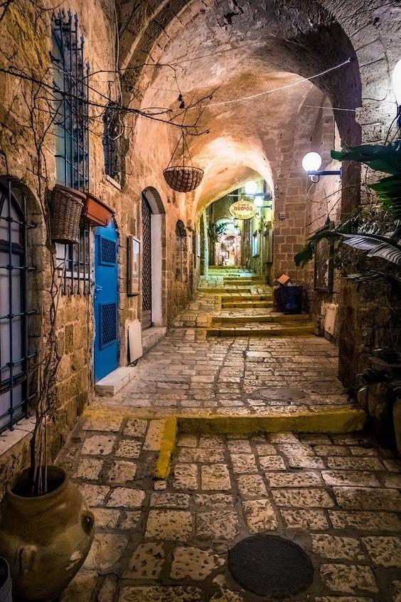 Район Яффо в Тель-Авиве