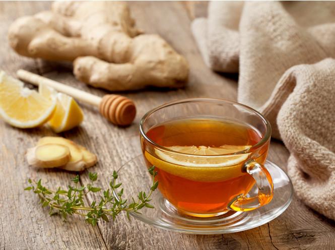 Рецепт перцового чая