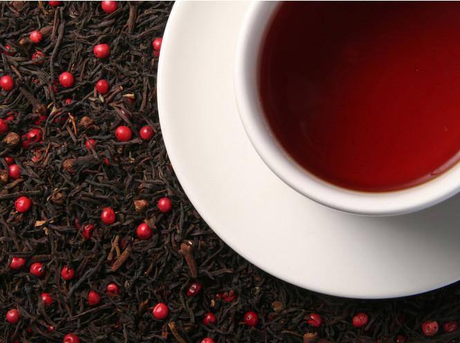 рецепт чая с пряностями