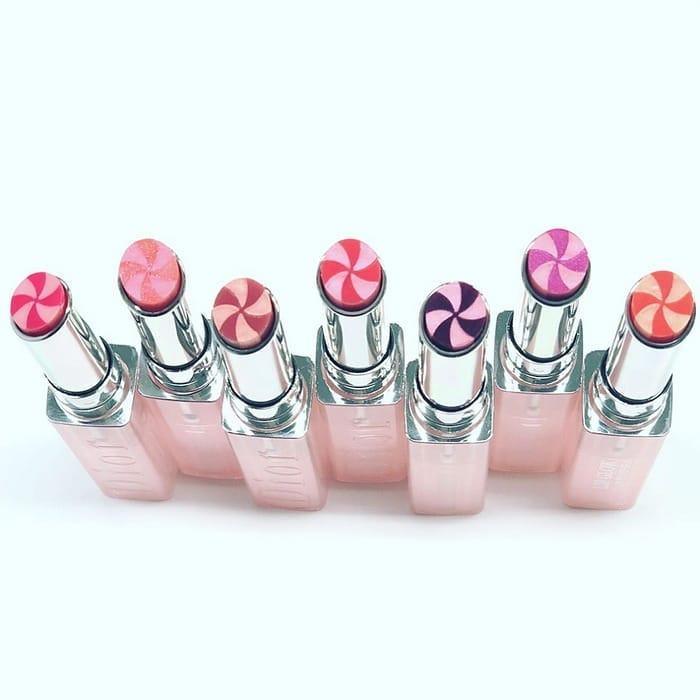 Помады-леденцы Dior Lip Glow To The Max