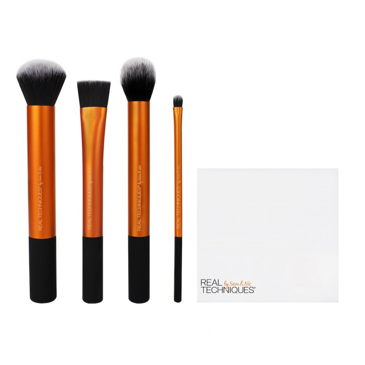 Набор кистей Real Techniques by Samantha Chapman