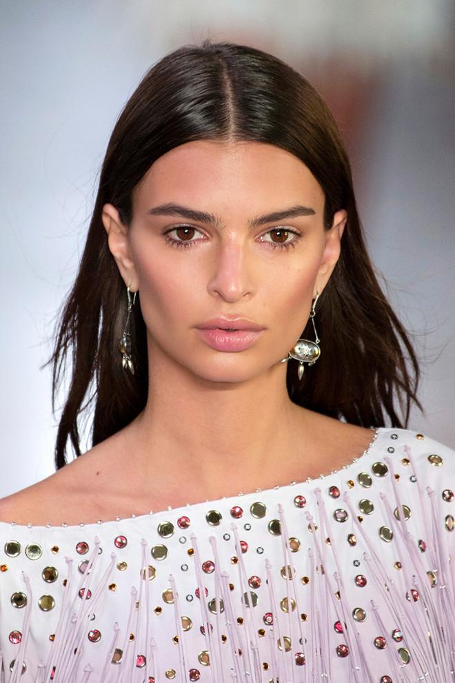 макияж в технике фьюжн