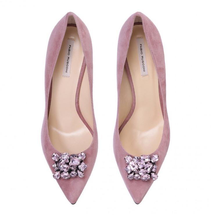 Стильная обувь на каблуке 2019