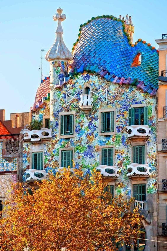 Каса-Батльо в Барселоне